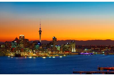 Auckland, la ciudad de las velas