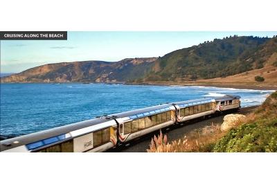 Tren Costa del pacífico