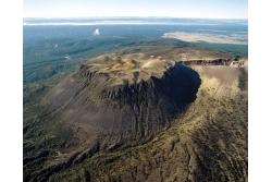 Vuelo al Monte Tarawera