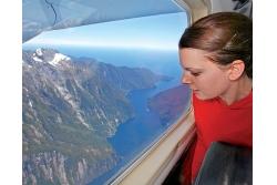 Milford Sound - con aéreos