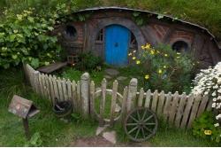 Hobbiton vía Matamata