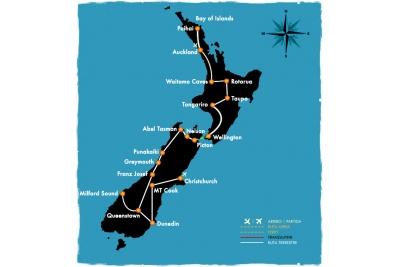 Expedición NZ