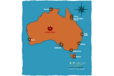 Ayers Rock Stop Over