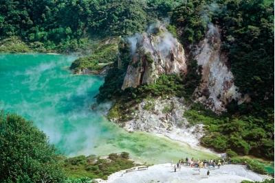 Tour por Rotorua