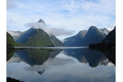 Tour embarcado por el Milford Sound