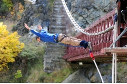 Bungy Jumping Kawarau Bridge