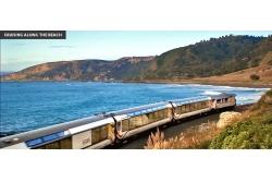 Viaje en tren por la Costa del Pacífico