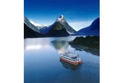 Tour embarcado por el Milford Sound